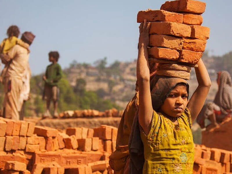 A campaign against child labour