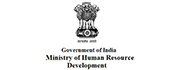 Ministry of HRD, Govt. of India.